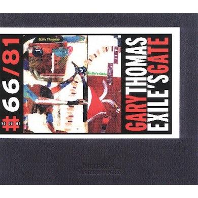 Gary Thomas EXILE'S GATE CD