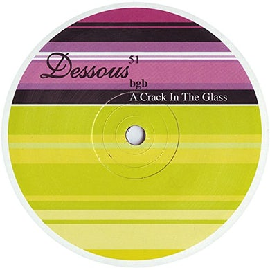 Bgb CRACK IN THE GLASS Vinyl Record
