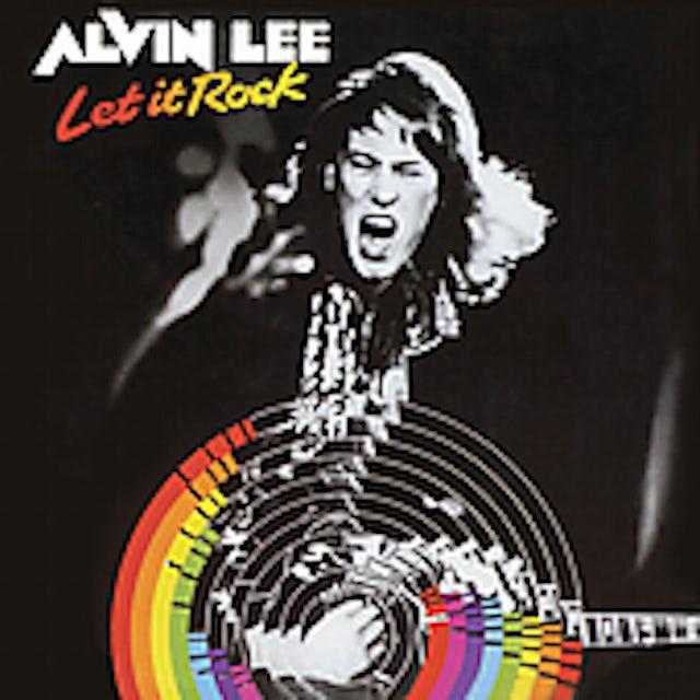 Alvin Lee LET IT ROCK CD