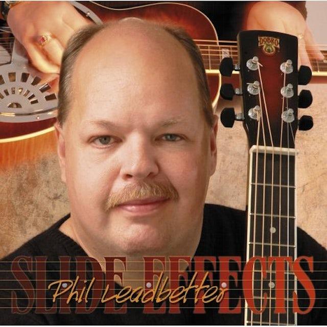 Phil Leadbetter SLIDE EFFECTS CD