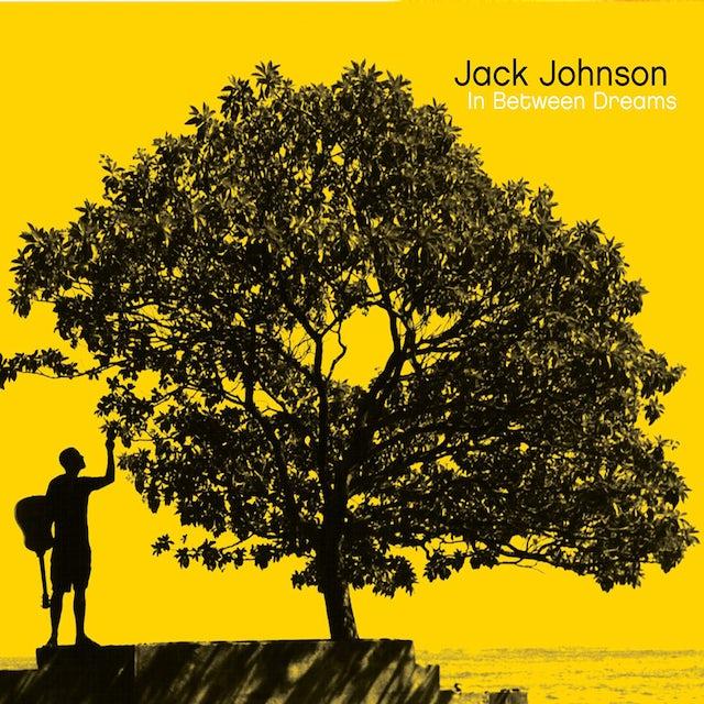 Jack Johnson IN BETWEEN DREAMS Vinyl Record