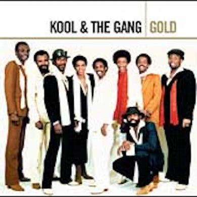Kool & The Gang GOLD CD