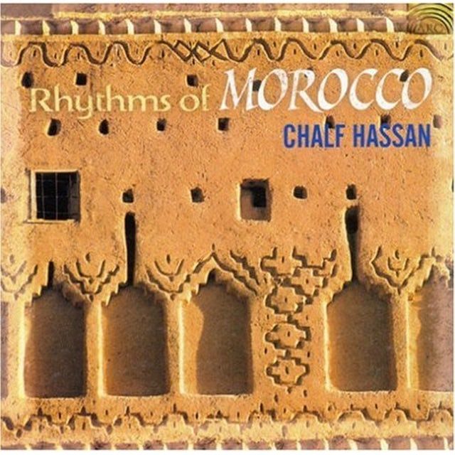 Chalf Hassan RHYTHMS OF MOROCCO CD