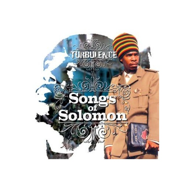 Turbulence SONGS OF SOLOMON Vinyl Record