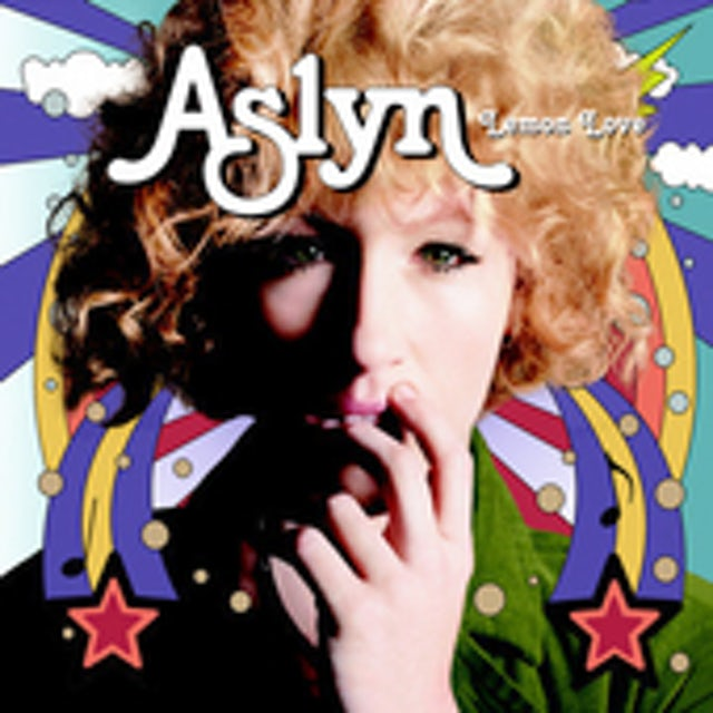 Aslyn LEMON LOVE CD