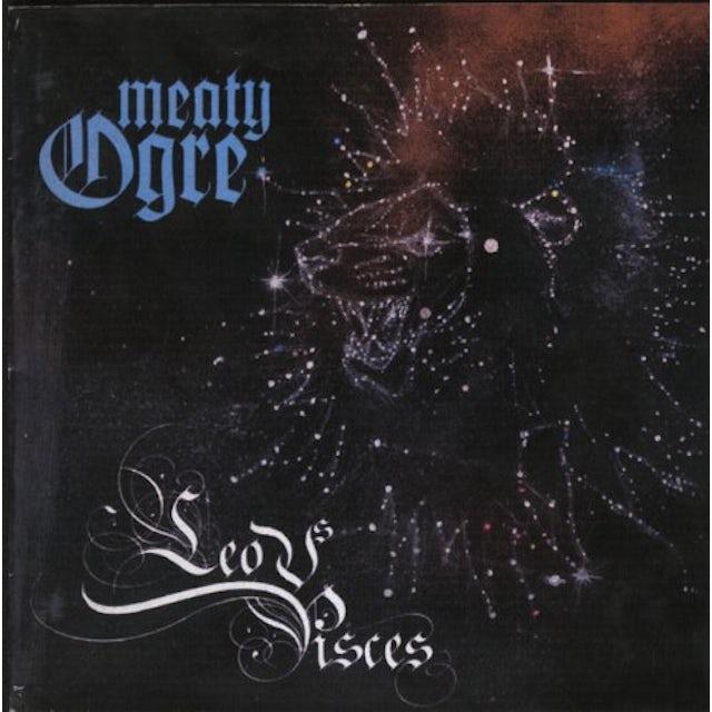 Meaty Ogre LEO VS PISCES 1 Vinyl Record