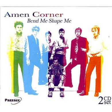 Amen Corner BEND ME SHAPE ME CD