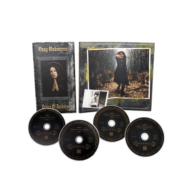 Ozzy Osbourne PRINCE OF DARKNESS CD