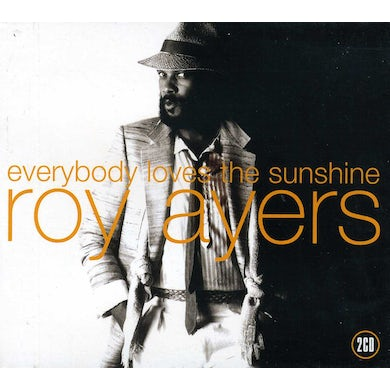 Roy Ayers EVERYBODY LOVE THE SUN CD