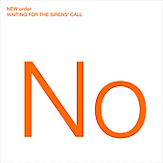 New Order WAITING FOR THE SIRENS CALL CD