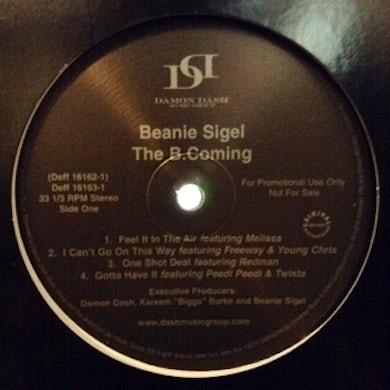 Beanie Sigel B COMING Vinyl Record