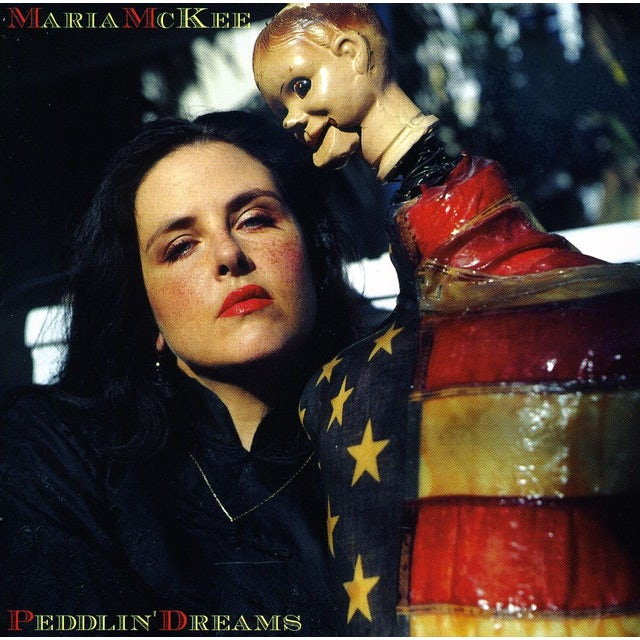 Maria McKee PEDDLIN DREAMS CD