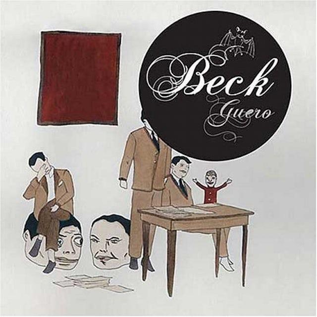 Beck GUERO Vinyl Record