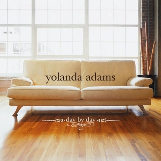 Yolanda Adams DAY BY DAY CD