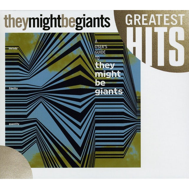 USERS GUIDE TO THEY MIGHT BE GIANTS CD