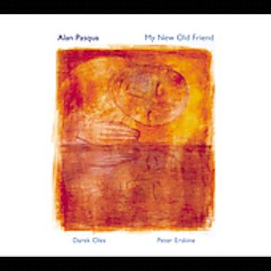 Alan Pasqua MY NEW OLD FRIEND CD