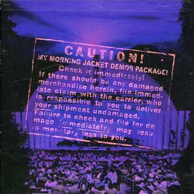 My Morning Jacket AT DAWN & TENNESSEE FIRE DEMOS CD