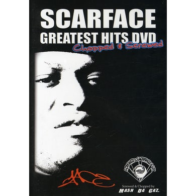 Scarface GREATEST HITS DVD CD
