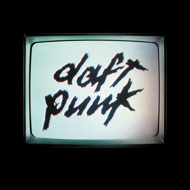 Daft Punk HUMAN AFTER ALL Vinyl Record