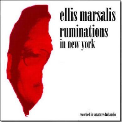 Ellis Marsalis RUMINATIONS IN NEW YORK DVD Audio