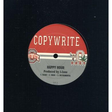 HAPPY HOUR / BEAUTIFUL TRAINWRECK Vinyl Record