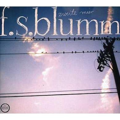 F.S. Blumm ZWEITE MEER CD