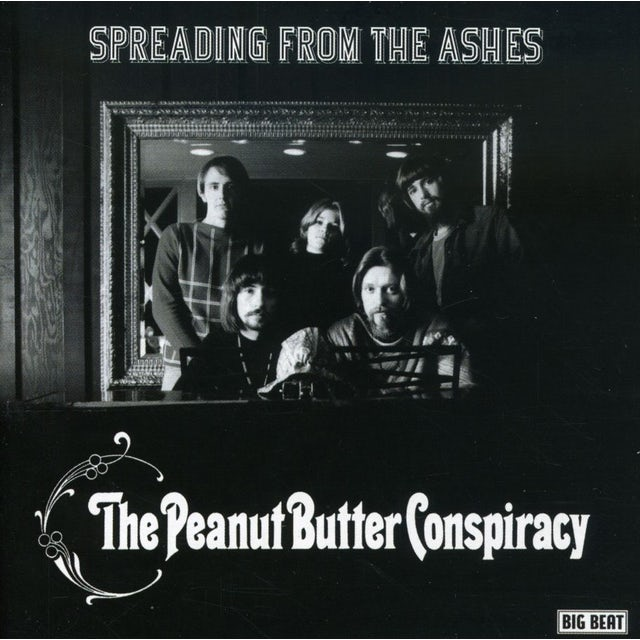 Peanut Butter Conspiracy SPREADING FROM THE ASHES CD