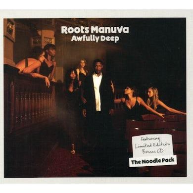 Roots Manuva AWFULLY DEEP CD