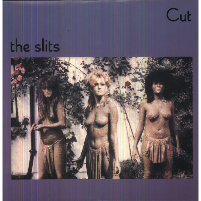 Slits CUT Vinyl Record