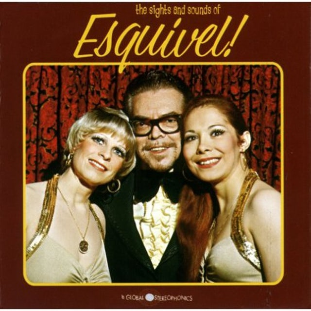 SIGHTS & SOUNDS OF ESQUIVEL CD