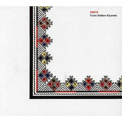 Omfo TRANS BALKAN EXPRESS CD