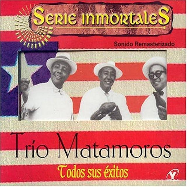 Trio Matamoros TODOS SUS EXITOS CD