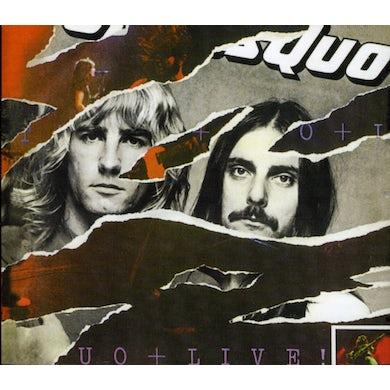Status Quo LIVE CD