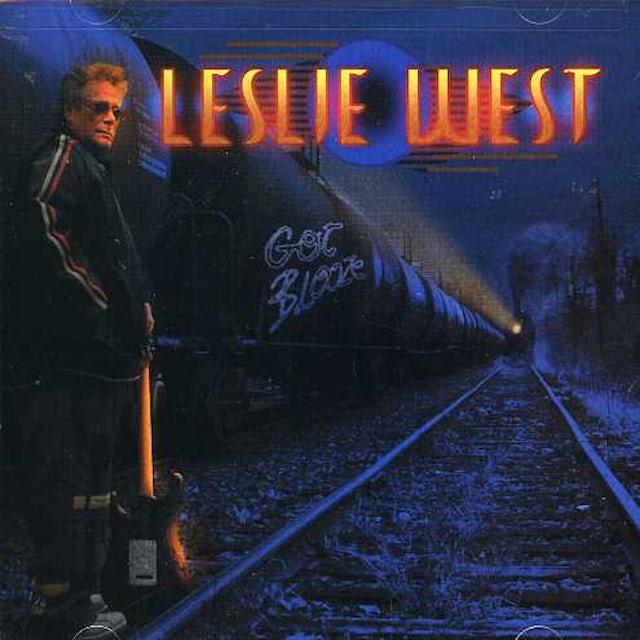 Leslie West GOT BLOOZE CD