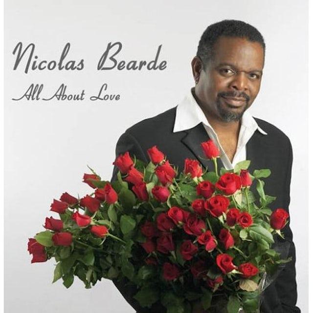Nicolas Bearde ALL ABOUT LOVE CD