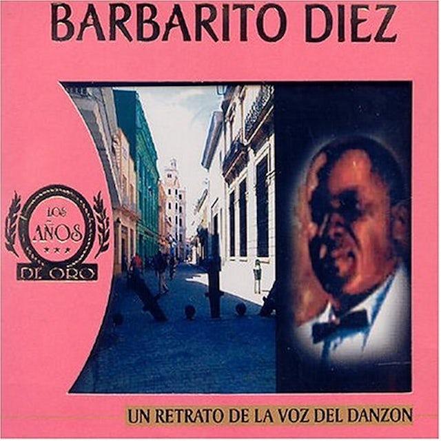 Barbarito Diez UN RETRATO DE LA VOZ DEL DANZON CD