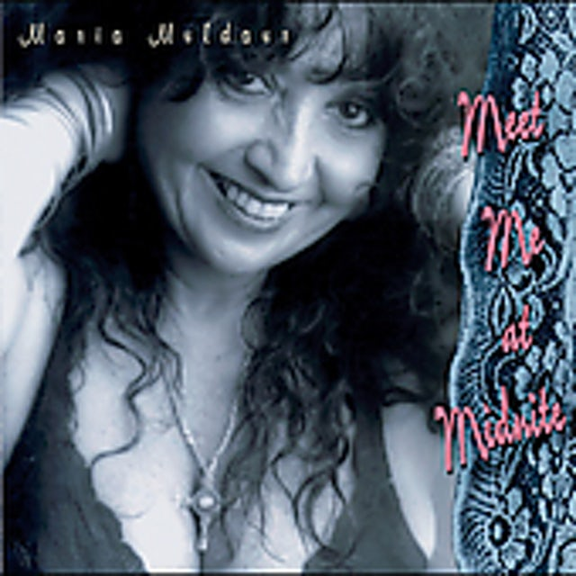 Maria Muldaur MEET ME AT MIDNIGHT CD