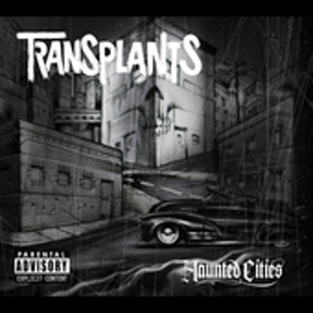 The Transplants HAUNTED CITIES CD