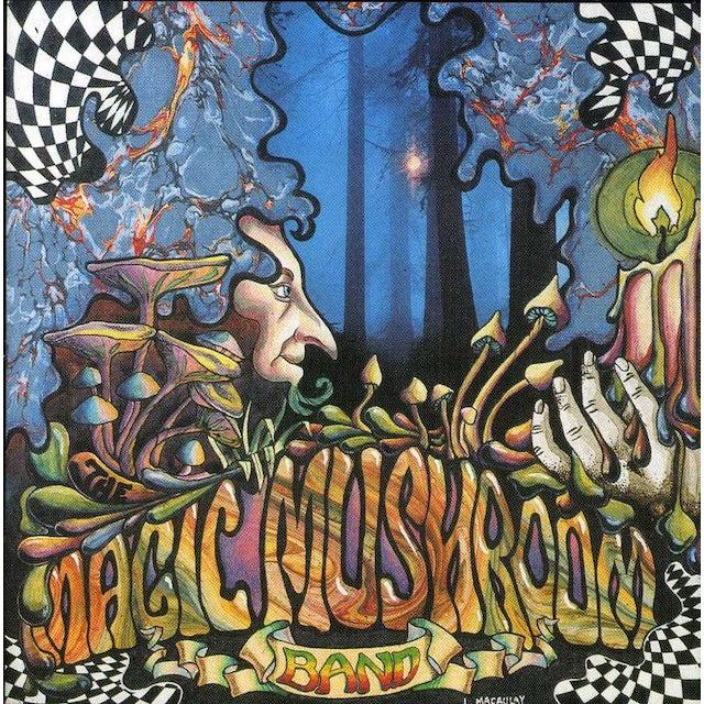 Magic Mushroom Band RE-HASH CD