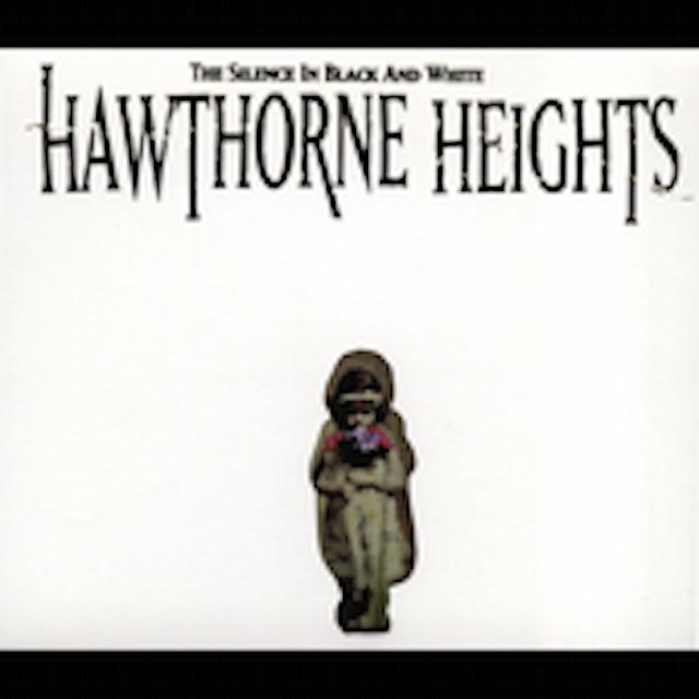 Hawthorne Heights SILENCE IN BLACK & WHITE CD