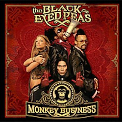 The Black Eyed Peas MONKEY BUSINESS CD
