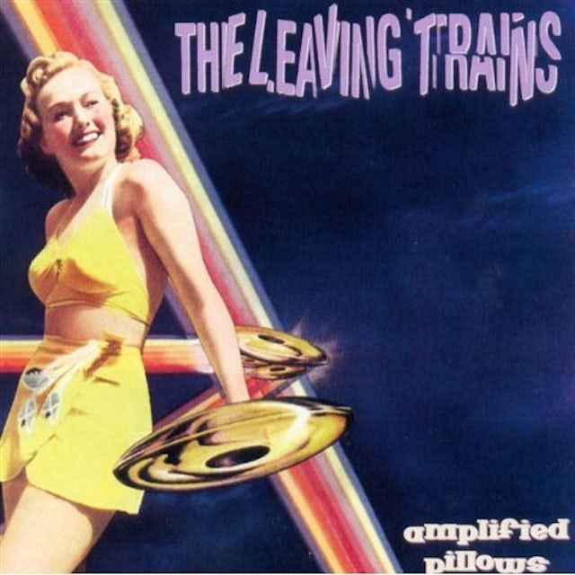 LEAVING TRAINS AMPLIFIED CD