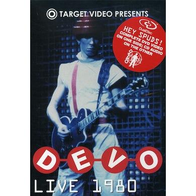 Devo LIVE 1980 DVD