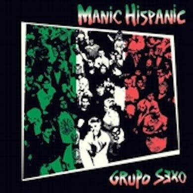 Manic Hispanic GRUPO SEXO CD