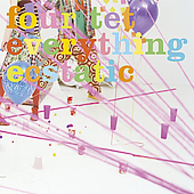 Four Tet EVERYTHING ECSTATIC CD