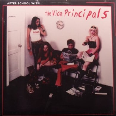 Vice Principals AFTER SCHOOL WITH Vinyl Record