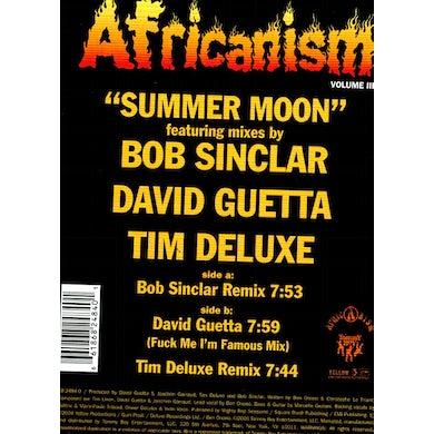 Africanism All Stars SUMMER MOON Vinyl Record