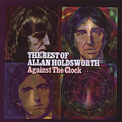 Allan Holdsworth AGAINST THE CLOCK CD