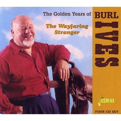 Burl Ives WAYFARING STRANGER CD