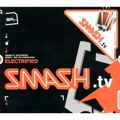 Smash Tv ELECTRIFIED CD